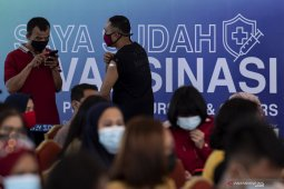 Over 8.91 million Indonesians fully vaccinated against COVID-19